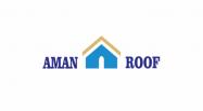 Logo Aman Roof